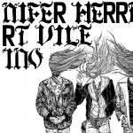 """03 Kurt Vile & Wino w/Jennifer Herrema split 7"""""""