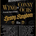 Wino and Conny Ochs U.S. Tour Dates